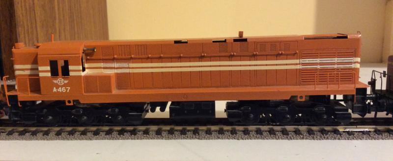 Railway on Iron by Xenis Sachinis
