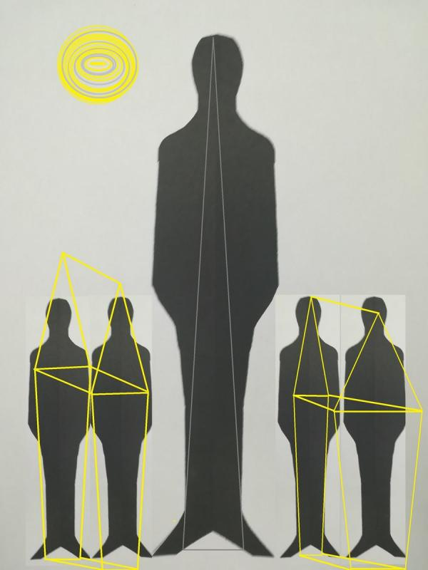 CHRISTOS THEOFILIS, Greece Digital art on paper, 30x40cm