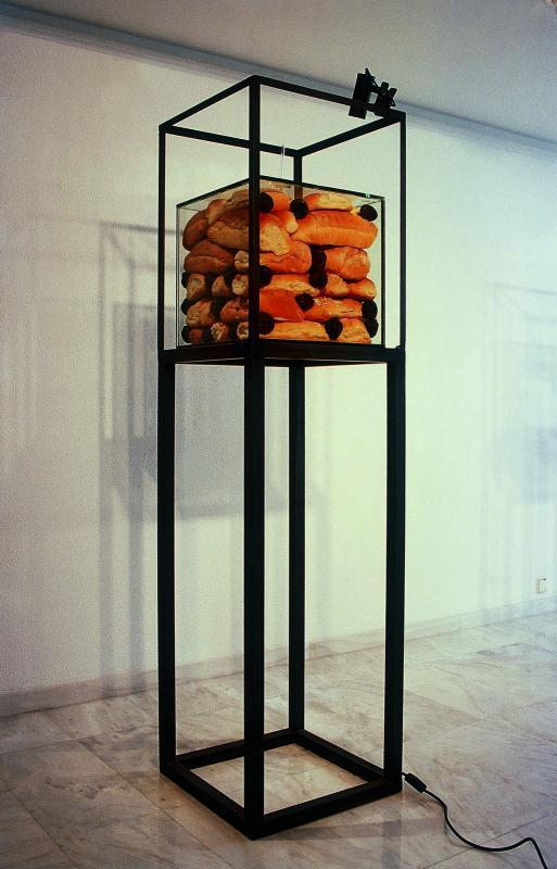 Giorgos Tsakiris,Installation