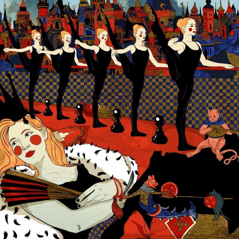 K. Belyavskaya - The Royal Pawn Black