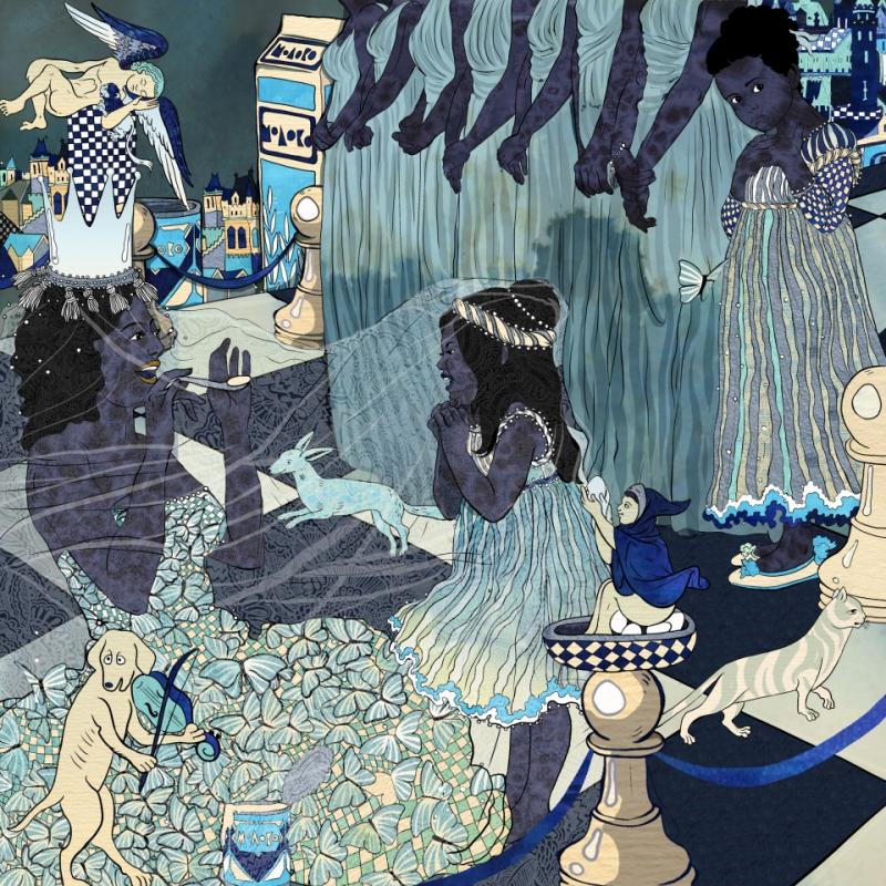 K. Belyavskaya - The Royal Pawn White