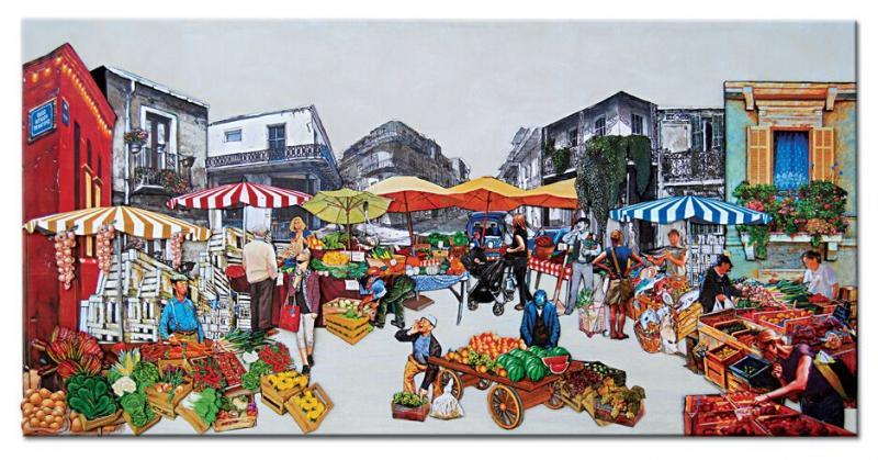 Maria Diakodimitriou - The Market