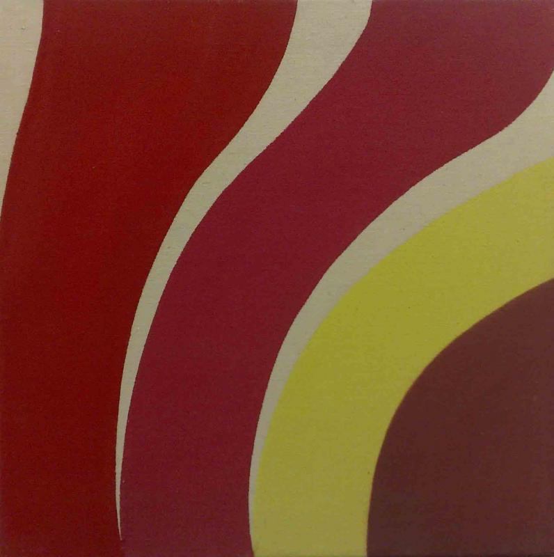 Michaelides Michael, Untitled, 1962, 51Χ51cm