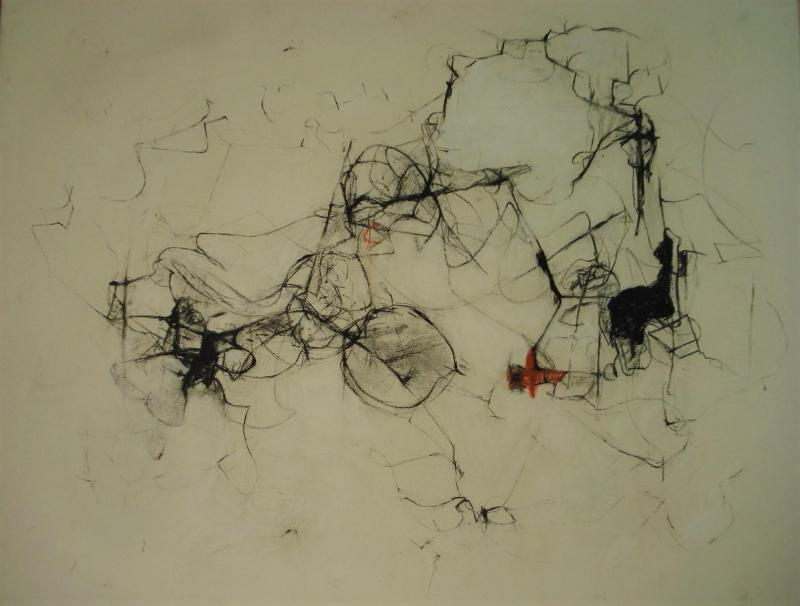 Nikos Sialakas,Untitled,120x140 cm