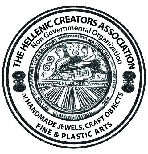 Τhe Hellenic Creators Association of handmade jewels, crafts objects, Fine & Plastic Arts
