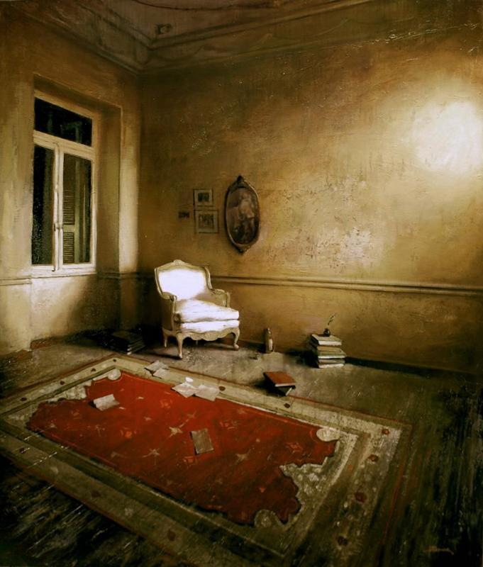 Tasos Chonias, Interior 2