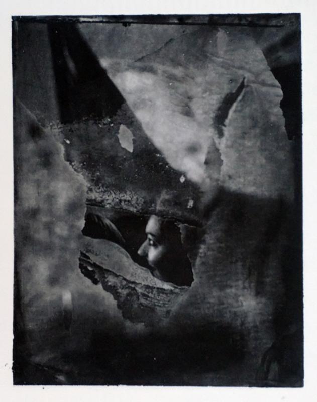Vassilis Karkatselis,Photogravure,13X19 cm,2019