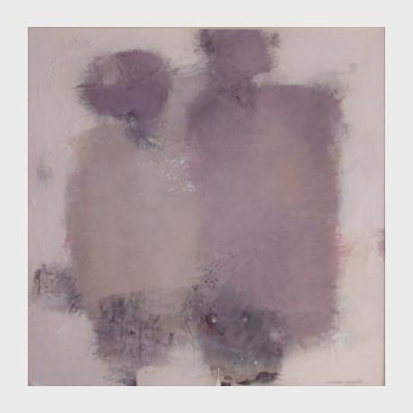 Admir Pervathi, 1979, Les Miserables, 2015, Acrylic,  60x60 cm