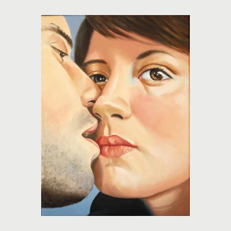 Kalli Kastoriuntitled - oil on canvas - 40x30
