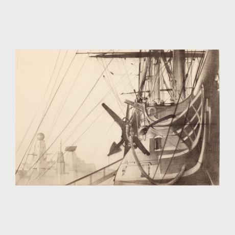 Kretsis Dimitris - Sailing Ship