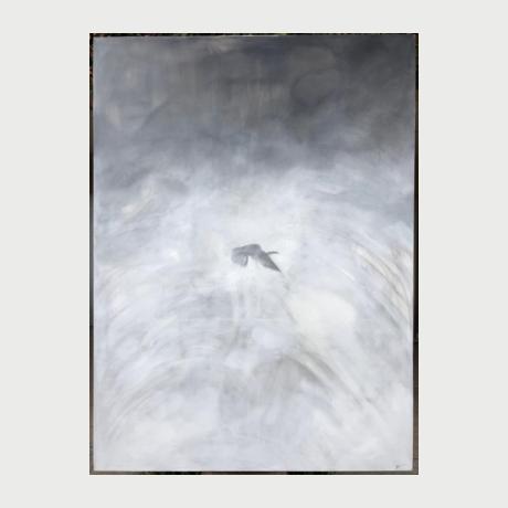 Nana Winter-Georgiadou  | Untitled | 190x140 cm | Oil on canvas