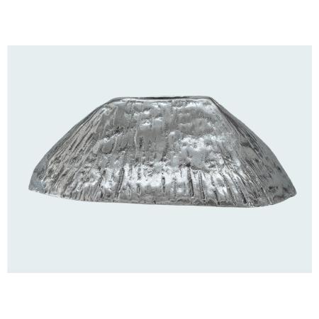 Savvaidis Evi, shell, 2017, bronze, 20x50x40cm