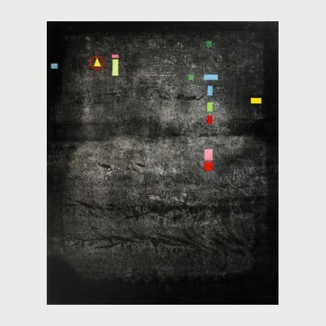 Stavros Ditsios , Communication, Oil on canvas, 2019, 170 x 140 cm