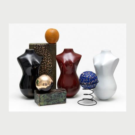 Stavros Kotsireas, Evolution of a Sculpture I, II, III, Bronzes