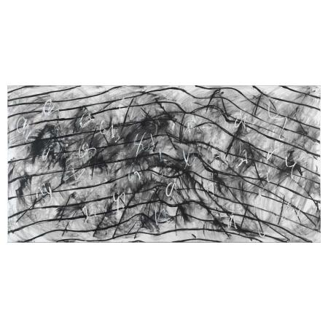 Xenos George, Untitle, 150x300cm